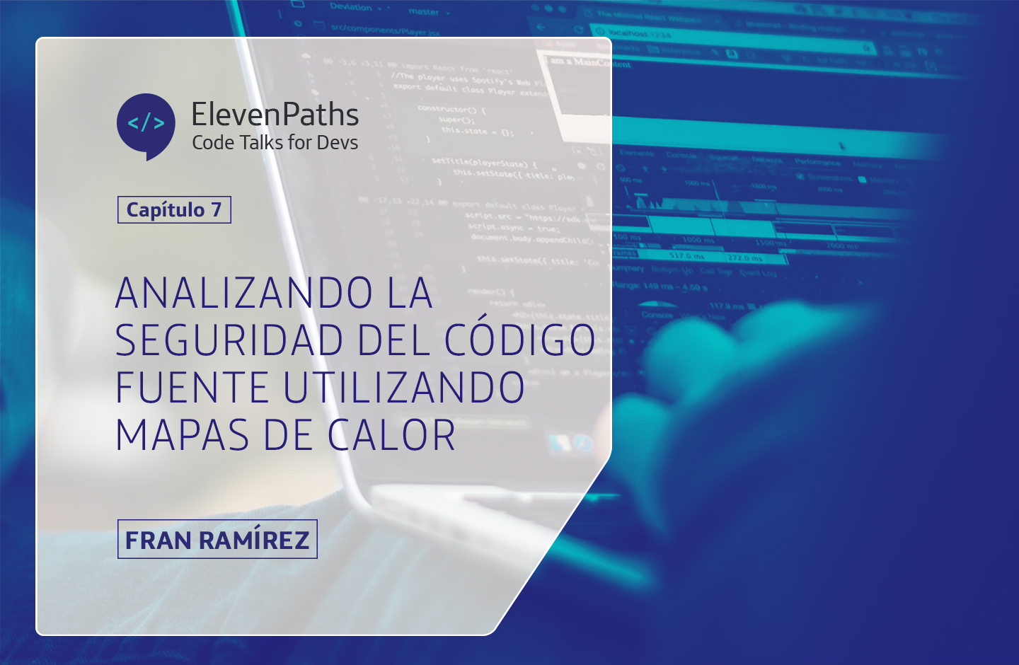 Code Talks for Devs – Analizando la seguridad del código fuente utilizando mapas de calor