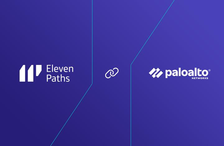 ElevenPaths Recognized by Palo Alto Networks as a NextWave Diamond Innovator