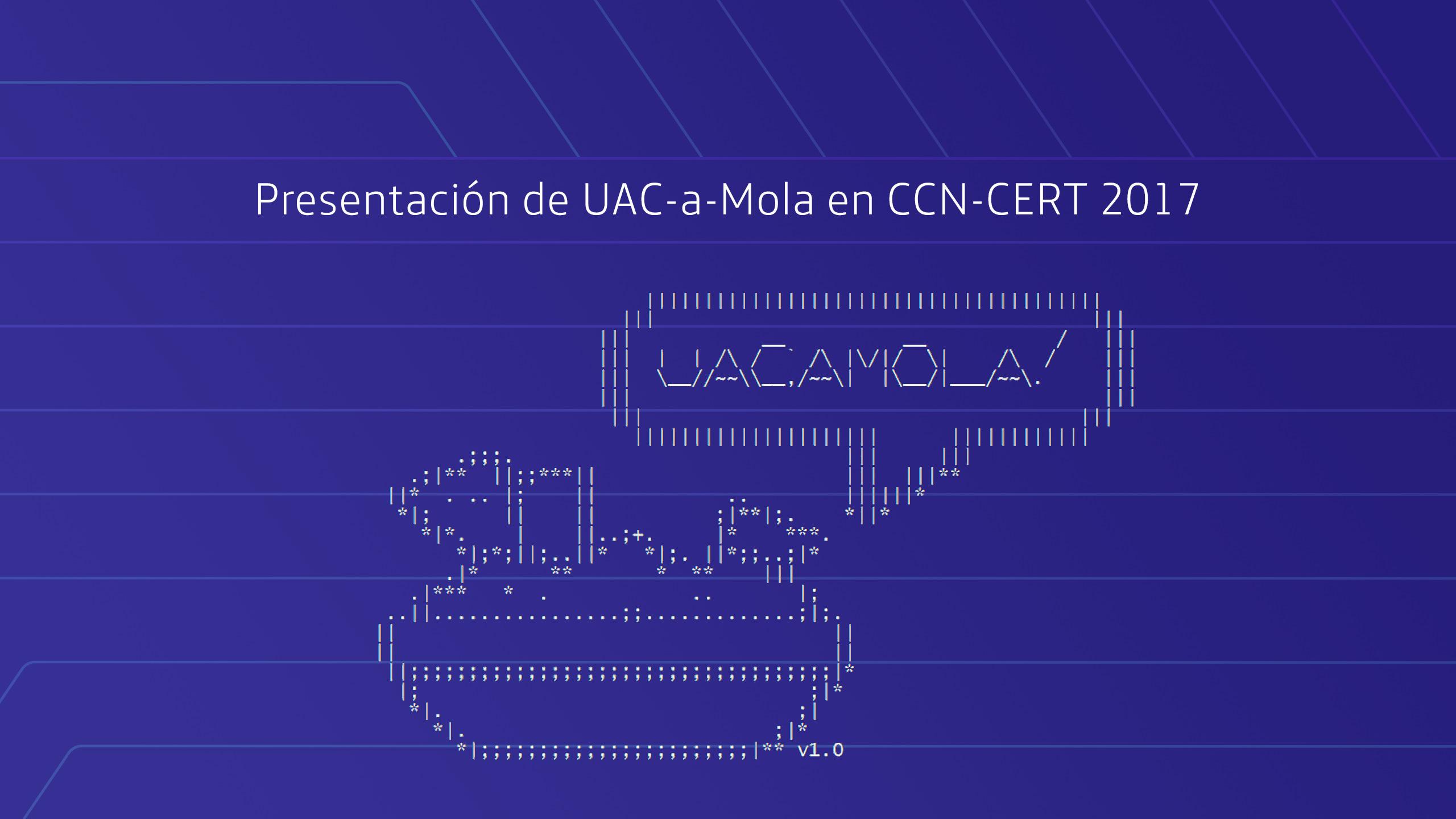 UAC-A-Mola video