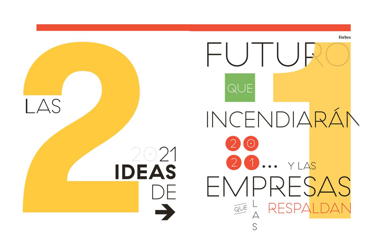 21 ideas de futuro que marcarán 2021