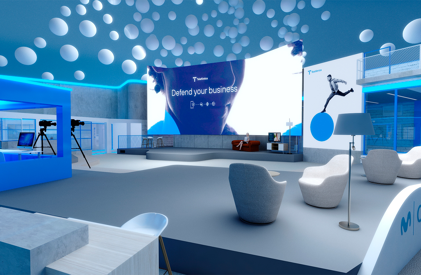 Telefónica attends MWC 2021 to reinforce its commitment to economic recovery based on digital transformation and sustainability
