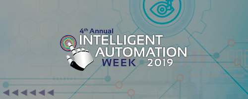 Evento Intelligent Automation Week