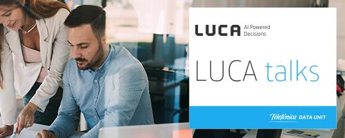 LUCA Talk formación empleados