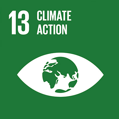 Logo for the goal for climate action