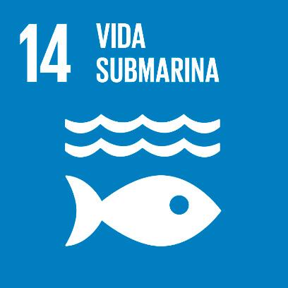 Logo de objetivo por la vida submarina