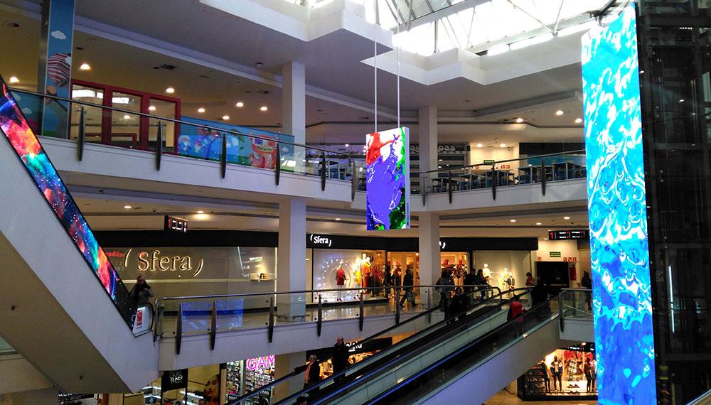 LUCA Store: Conociendo los clientes del Centro Comercial La Vaguada