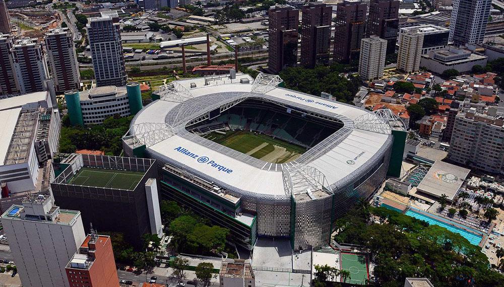 Analizamos el perfil y origen del público del Allianz Parque en Brasil