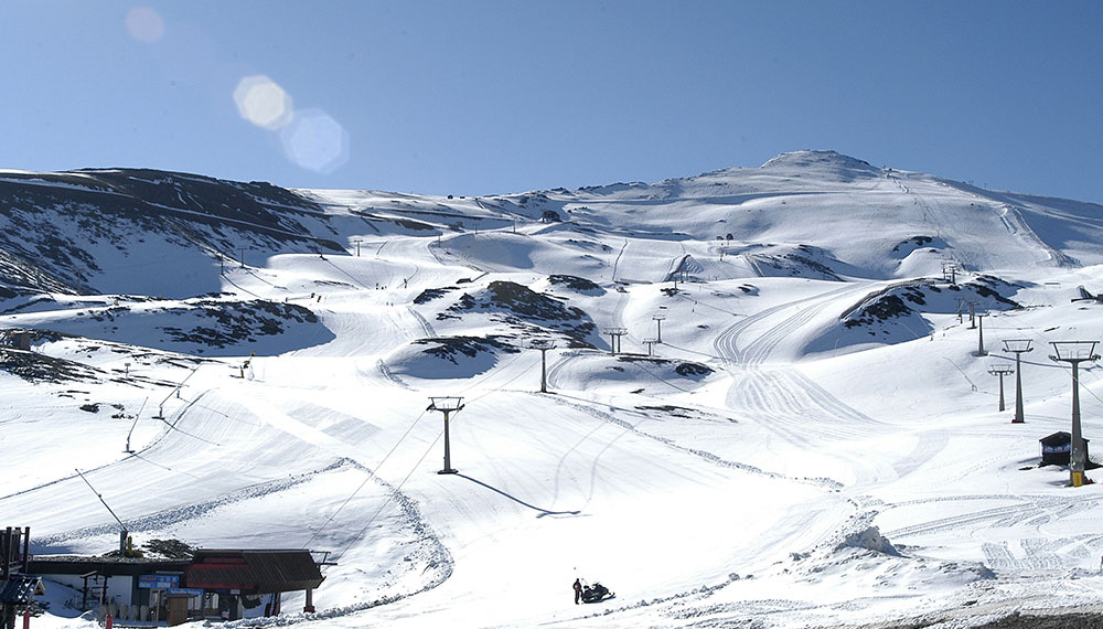 Sierra Nevada: the first smart ski resort in Spain
