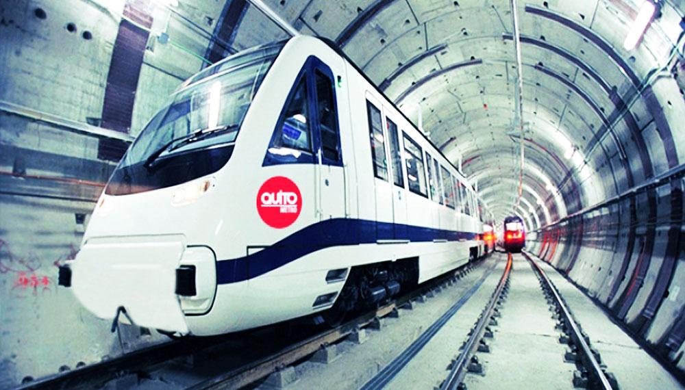 LUCA Transit: monitorizando los usuarios del metro de Quito