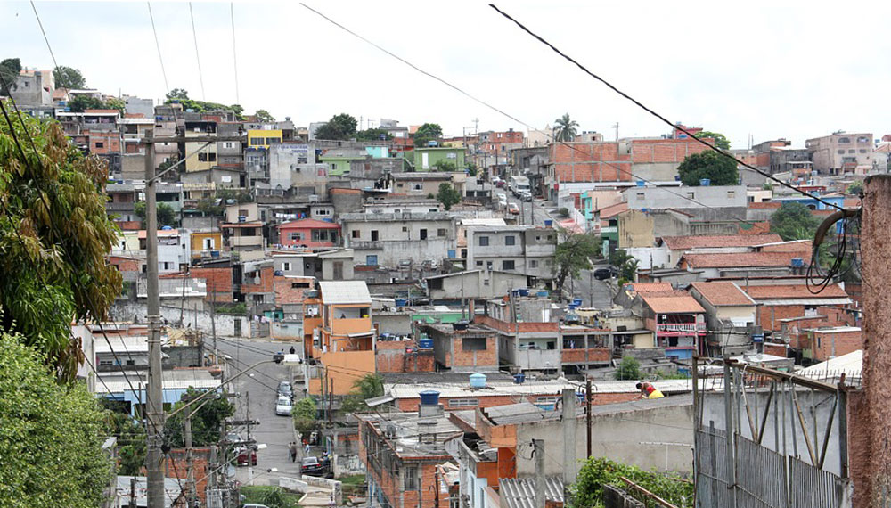 LUCA Transit: Paraisópolis Mobility Analysis