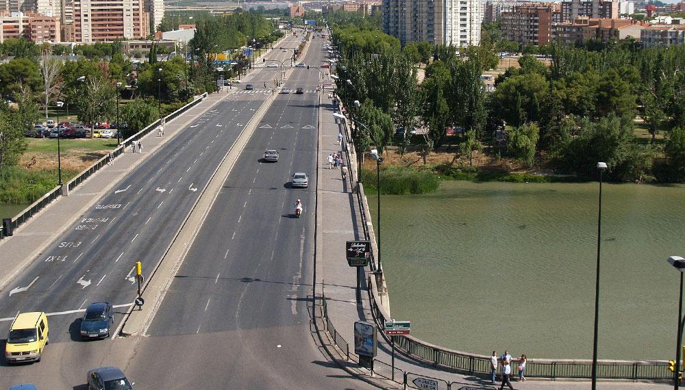 LUCA Transit: Análisis de demanda de transporte de Zaragoza
