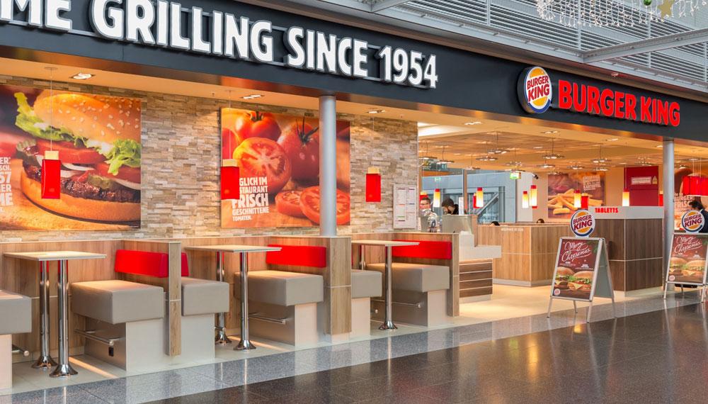 LUCA Messaging: campaña de promoción Burger King – Combo extra cheddar