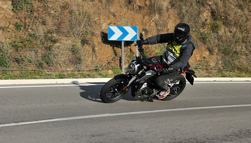 LUCA Messaging: Honda CB 125 Twister Campaign