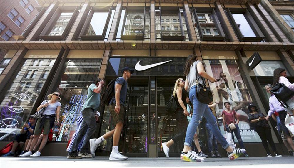 LUCA Messaging: Nike – promoción de campaña 50% descuento