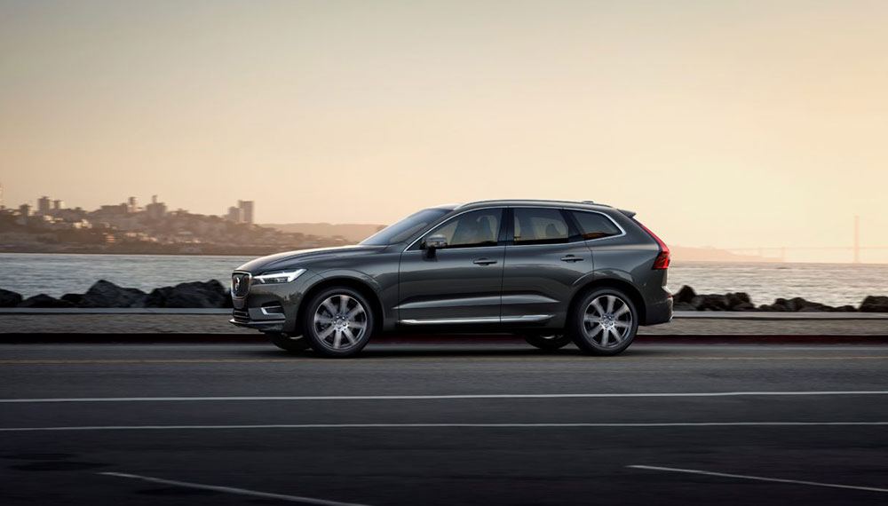 LUCA Messaging: New Volvo XC60 Campaign