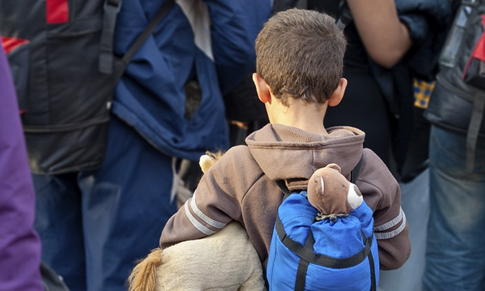 Big Data to analyse how the refugee's crisis evolve