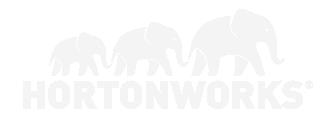 Logo de Hortonworks
