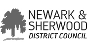 Newark & Sherwood logo