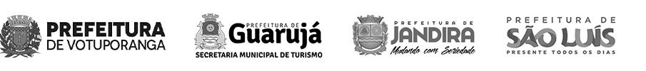 Guarujá, Jandira, São Paulo y Votuporanga logo