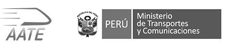 AATE, Perú logo