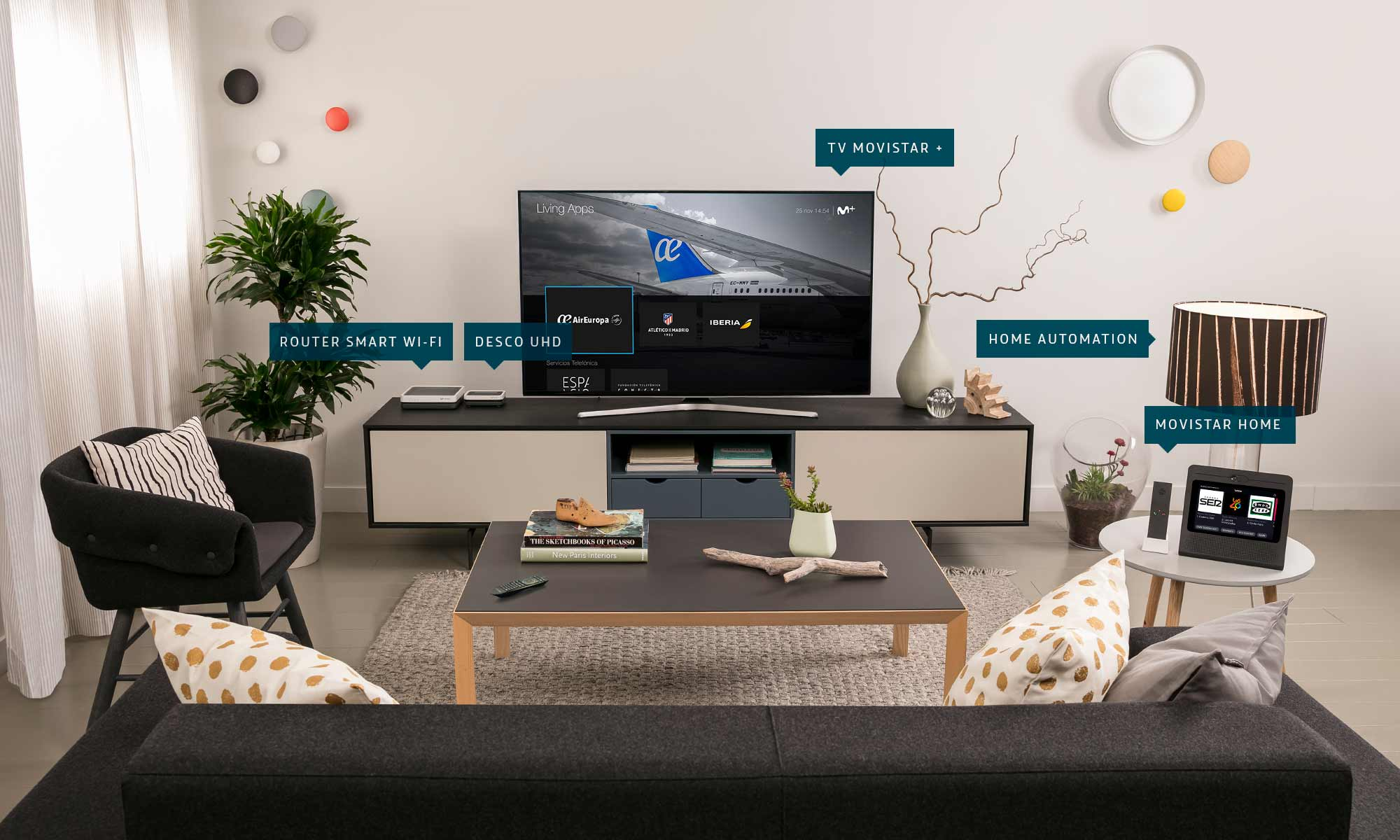 Discover our Home Ecosystem