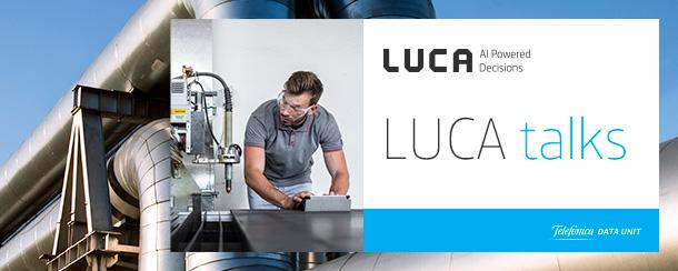Webinar LUCA Talk