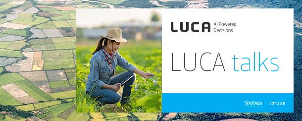 LUCA Talk webinar