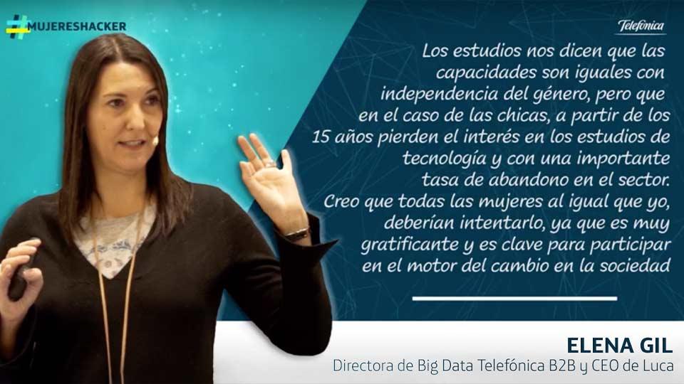 Elena Gil - MujeresHacker