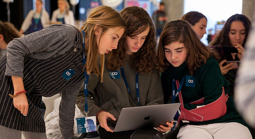 Girls Inspire Tech 2018 - 14