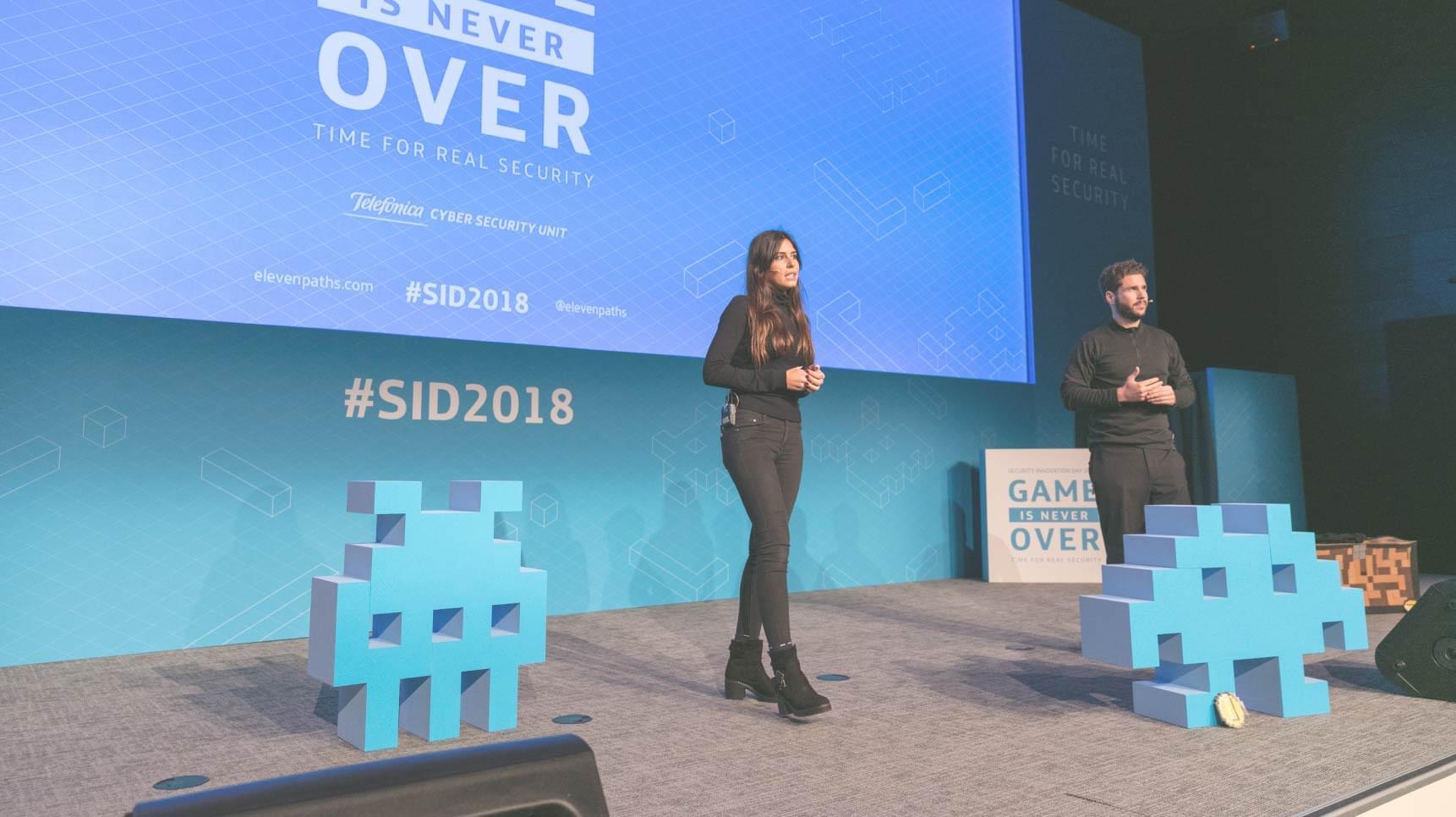Bienvenido a Security Innovation Day 2019