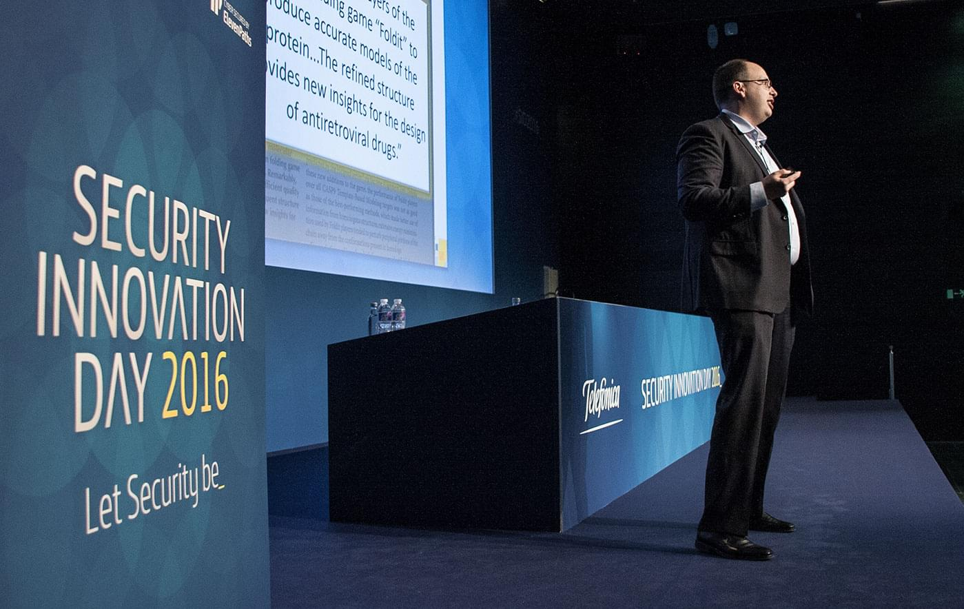Security Innovation Day 2016 - Let Security Be_
