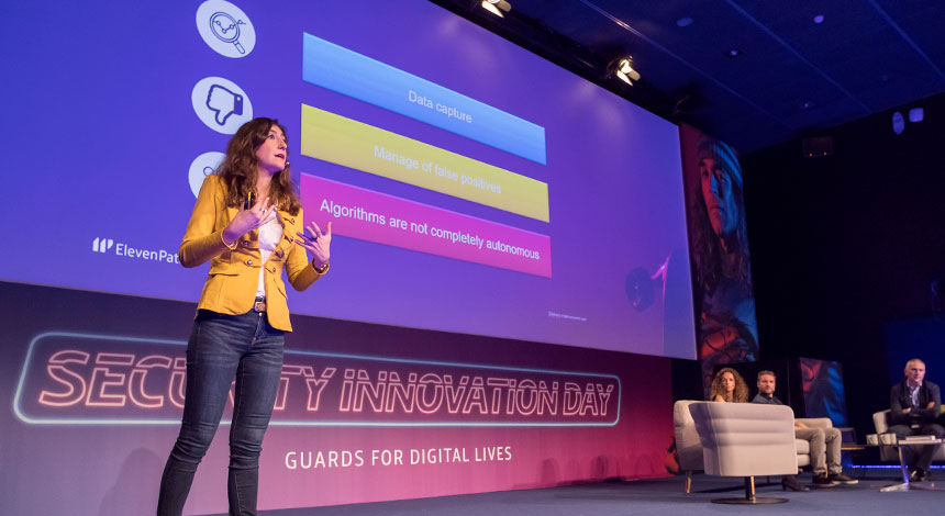 Security Innovation Day 2019: Guards for Digital Lives