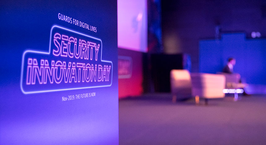 SECURITY INNOVATION DAY 2019 - GUARDS FOR DIGITAL LIVES