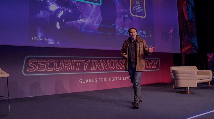 Bienvenido a Security Innovation Day 2019