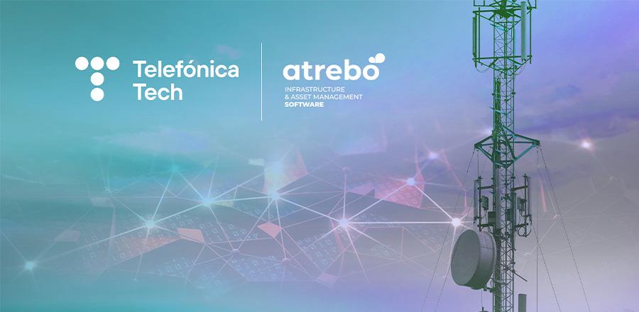Telefónica Tech y Atrebo digitalizarán 200.000 infraestructuras de telecomunicaciones con blockchain